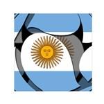 Argentina Small Satin Scarf (Square)
