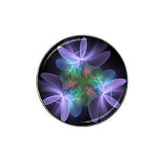 Ethereal Flowers Hat Clip Ball Marker by Delasel