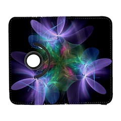 Ethereal Flowers Samsung Galaxy S  Iii Flip 360 Case by Delasel