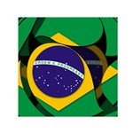 Brazil Small Satin Scarf (Square)