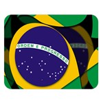 Brazil Double Sided Flano Blanket (Large)