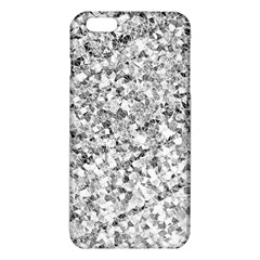 Silver Abstract Design Iphone 6 Plus/6s Plus Tpu Case by timelessartoncanvas
