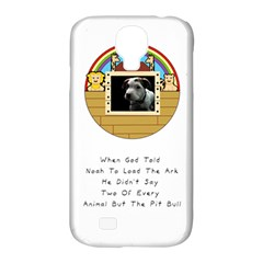 But The Pit Bull Samsung Galaxy S4 Classic Hardshell Case (pc+silicone) by ButThePitBull
