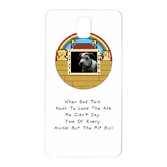 But The Pit Bull Samsung Galaxy Note 3 N9005 Hardshell Back Case by ButThePitBull
