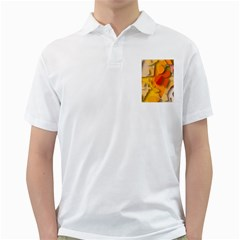 Red Spot Golf Shirts by hennigdesign