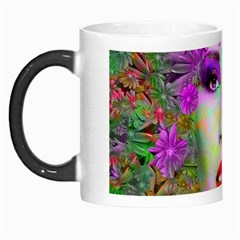Flowers In Your Hair Morph Mugs by icarusismartdesigns