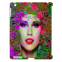 Flowers In Your Hair Apple Ipad 3/4 Hardshell Case (compatible With Smart Cover) by icarusismartdesigns