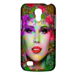 Flowers In Your Hair Galaxy S4 Mini by icarusismartdesigns