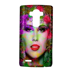 Flowers In Your Hair Lg G4 Hardshell Case by icarusismartdesigns
