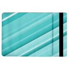 Teal And White Fun Ipad Air 2 Flip by timelessartoncanvas