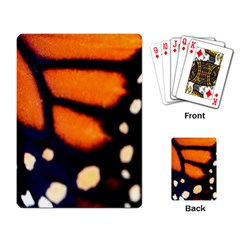 Butterfly Design 2 Playing Card by timelessartoncanvas