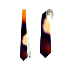 Butterfly Design 2 Neckties (two Side)  by timelessartoncanvas
