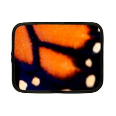 Butterfly Design 2 Netbook Case (small)  by timelessartoncanvas