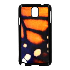 Butterfly Design 2 Samsung Galaxy Note 3 Neo Hardshell Case (black)
