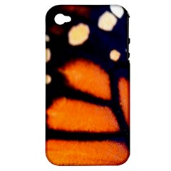 Butterfly Design 3 Apple Iphone 4/4s Hardshell Case (pc+silicone) by timelessartoncanvas