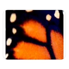 Butterfly Design 3 Double Sided Flano Blanket (large)  by timelessartoncanvas