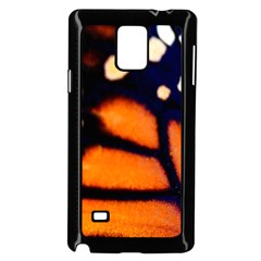 Butterfly Design 3 Samsung Galaxy Note 4 Case (black) by timelessartoncanvas