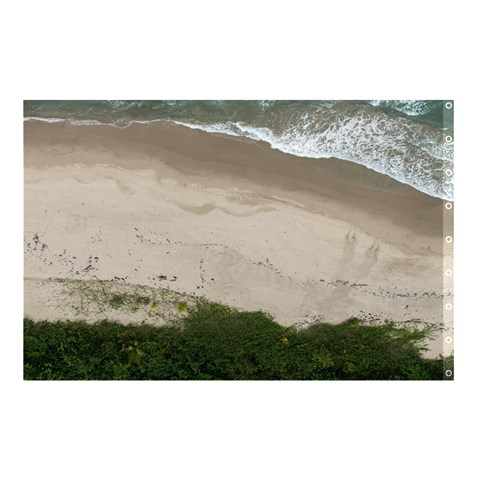 Coastmat 1 By T Van Der Burgt   Shower Curtain 48  X 72  (small)   31s5xbzxwn3i   Www Artscow Com 42.18 x64.8 Curtain
