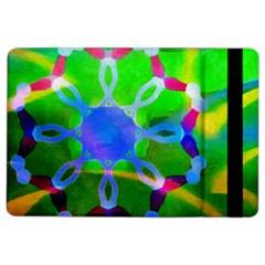 Mandala Image Apple Ipad Air 2 Flip Case by sirhowardlee