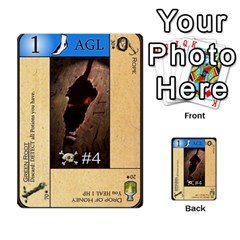Dungeon Of D 2 Of 2 By Caleb Goerzen   Multi Purpose Cards (rectangle)   R6jeixacebr4   Www Artscow Com Front 54