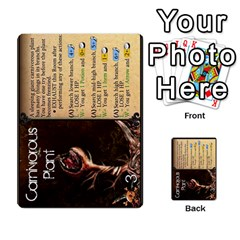 Dungeon Of D 2 Of 2 By Caleb Goerzen   Multi Purpose Cards (rectangle)   R6jeixacebr4   Www Artscow Com Front 38
