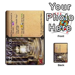Dungeon Of D 2 Of 2 By Caleb Goerzen   Multi Purpose Cards (rectangle)   R6jeixacebr4   Www Artscow Com Front 40