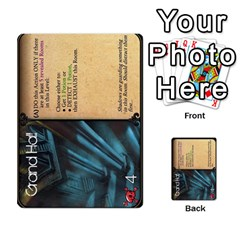 Dungeon Of D 2 Of 2 By Caleb Goerzen   Multi Purpose Cards (rectangle)   R6jeixacebr4   Www Artscow Com Front 47