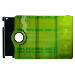 Technology Apple Ipad 2 Flip 360 Case by ScienceGeek