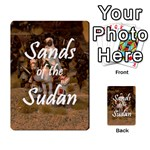 Sudan-2 - Multi-purpose Cards (Rectangle)