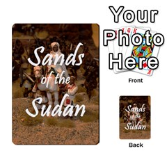 Sudan 2 By Dave Docherty   Multi Purpose Cards (rectangle)   68znl1igagm6   Www Artscow Com Front 2