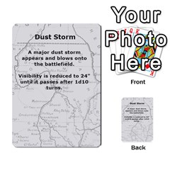 Sudan 3 By Dave Docherty   Multi Purpose Cards (rectangle)   Zlyx8i34p4pl   Www Artscow Com Back 52