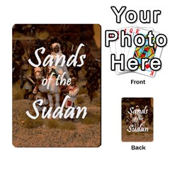 Sudan 3 By Dave Docherty   Multi Purpose Cards (rectangle)   Zlyx8i34p4pl   Www Artscow Com Front 22
