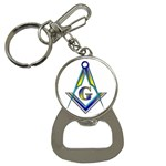S-C GMOTMS Bottle Opener Key Chain