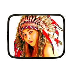 Indian 26 Netbook Case (small)  by indianwarrior
