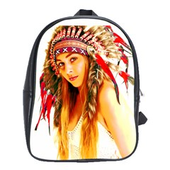 Indian 26 School Bags(large)  by indianwarrior