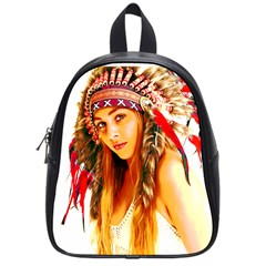 Indian 26 School Bags (Small)  by indianwarrior