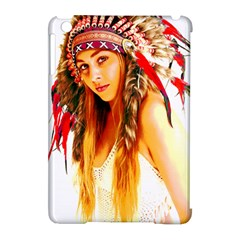 Indian 26 Apple Ipad Mini Hardshell Case (compatible With Smart Cover) by indianwarrior