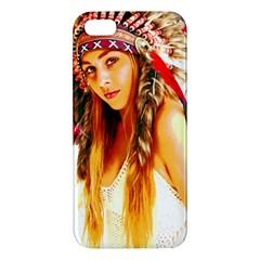 Indian 26 Apple Iphone 5 Premium Hardshell Case by indianwarrior