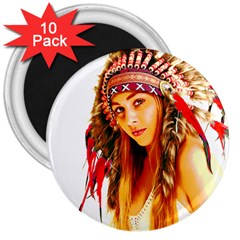 Indian 26 3  Magnets (10 Pack)