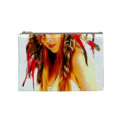 Indian 26 Cosmetic Bag (medium)