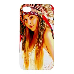 Indian 26 Apple Iphone 4/4s Premium Hardshell Case by indianwarrior
