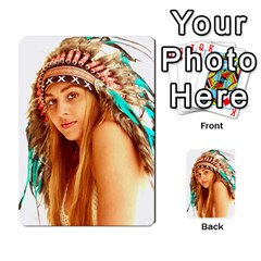 Indian 27 Multi Purpose Cards (rectangle)  by indianwarrior