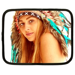 Indian 27 Netbook Case (xxl)  by indianwarrior