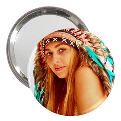 Indian 27 3  Handbag Mirrors by indianwarrior
