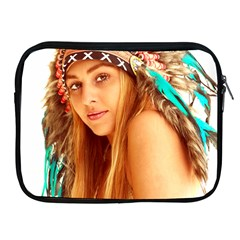 Indian 27 Apple Ipad 2/3/4 Zipper Cases by indianwarrior
