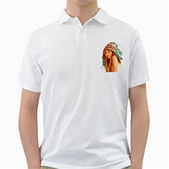 Indian 27 Golf Shirts by indianwarrior