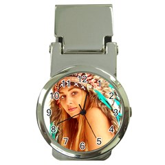 Indian 27 Money Clip Watches