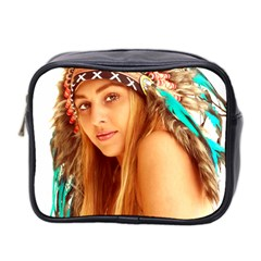 Indian 27 Mini Toiletries Bag 2 Side by indianwarrior