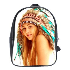 Indian 27 School Bags (xl)  by indianwarrior
