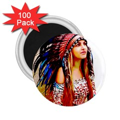 Indian 22 2 25  Magnets (100 Pack)  by indianwarrior